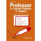 Registos do Professor do Ensino Primário de Angola